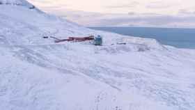 Svalbard, Noruega, es donde descansarán terabytes de programas
