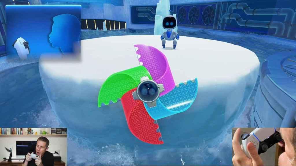 El mando de Playstation 5 tendrá un juego gratis para aprender a usarlo