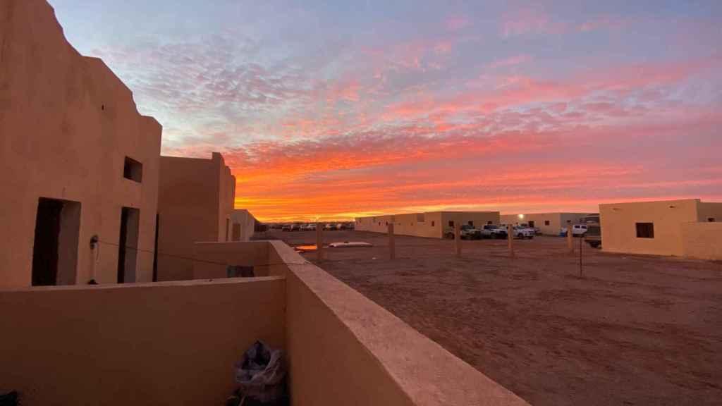 Sáhara Occidental.