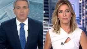 Vicente Vallés gana a Ángeles Blanco en su duelo informativo