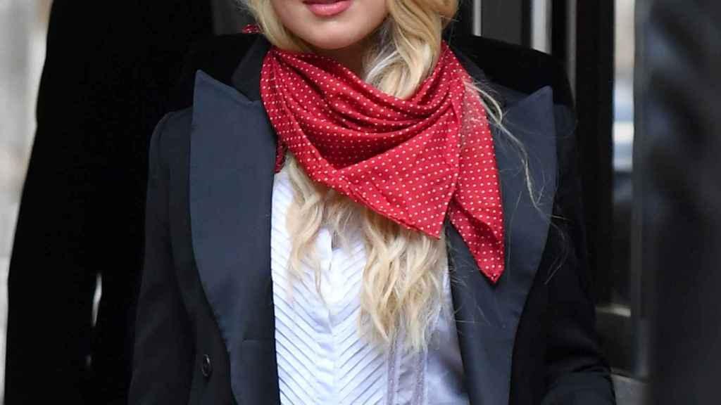 Amber Heard ha acusado a Johnny Depp de haberla agredido.