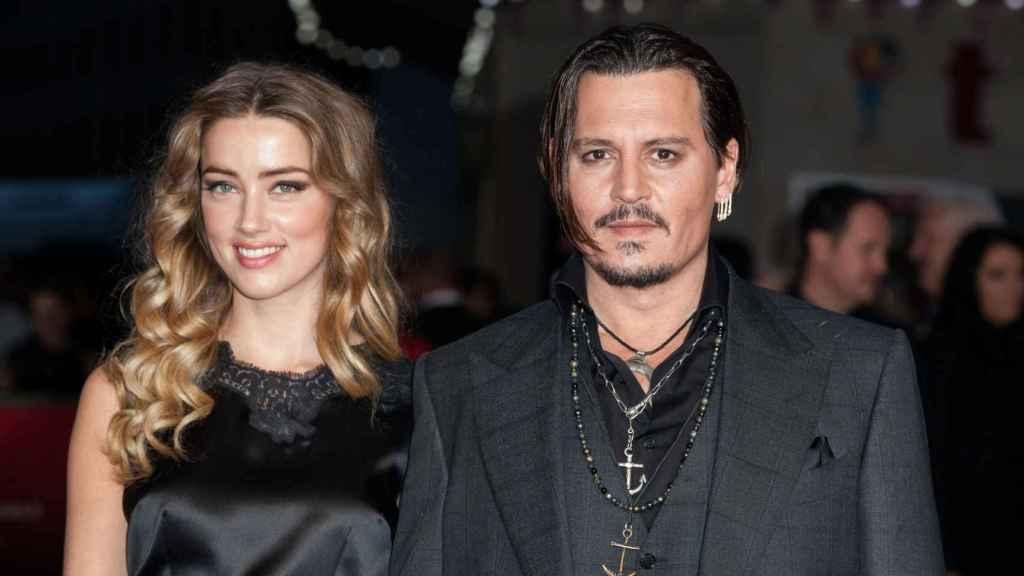 Johnny Depp y Amber Heard se acusan mutuamente de agresiones y malos tratos.