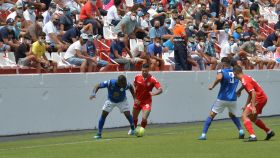 Marino - Tamarecite, el primer partido con en público en la España post Covid-19