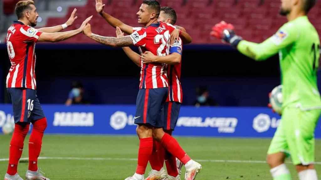 Atlético de Madrid - Real Sociedad