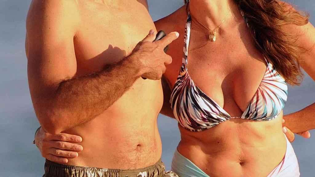 Paz Padilla había mantenido en secreto la enfermedad de su marido.