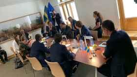 Reunión entre los bandos del Norte y del Sur este domingo en Bruselas.