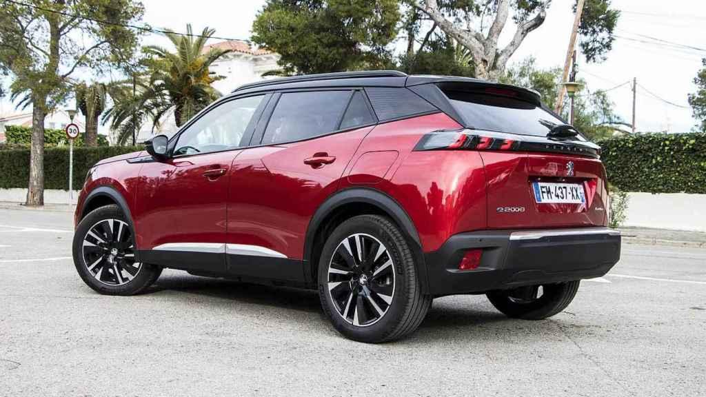 Este SUV es 100% eléctrico.
