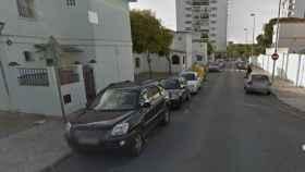 La calle Cepa, en Jerez de la Frontera, lugar donde ha sido hallada la mujer muerta.