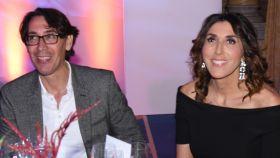 Paz Padilla junto a su marido Antonio Juan Vidal en imagen de archivo.