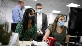 Begoña Villacís sí es partidaria de imponer la mascarilla en Madrid: Hagámoslo obligatorio