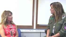 Emma García y Toñi Moreno en 'Viva la vida' (telecinco.es)