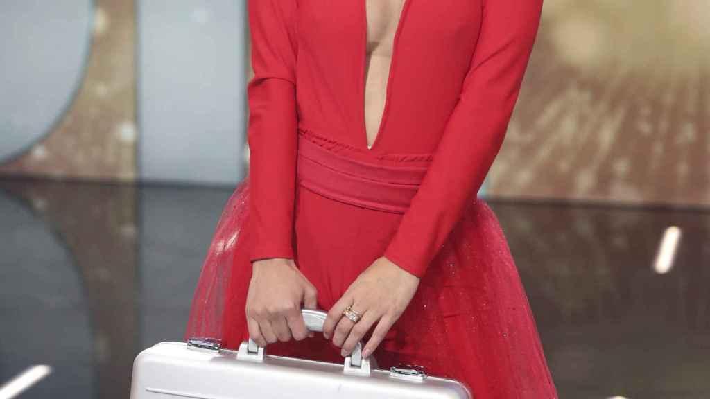 Miriam Saavedra regresa a la televisión.