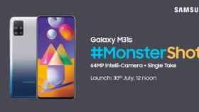 El Samsung Galaxy M31s no tiene secretos: estas son sus prestaciones