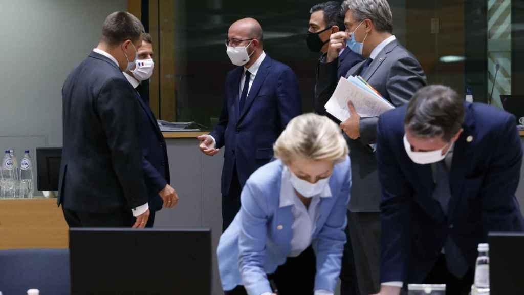 La UE ha acordado el fondo de rescate a España e Italia, con 750.000 millones y capacidad de veto para los frugales