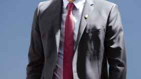 Pedro Sánchez, a su llegada a la última reunión del Consejo Europeo.