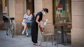 El comercio en Barcelona cree que está en juego la viabilidad económica de la ciudad