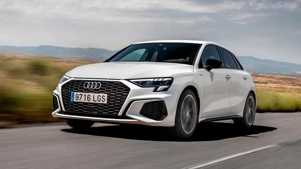 Nuevo Audi A3.