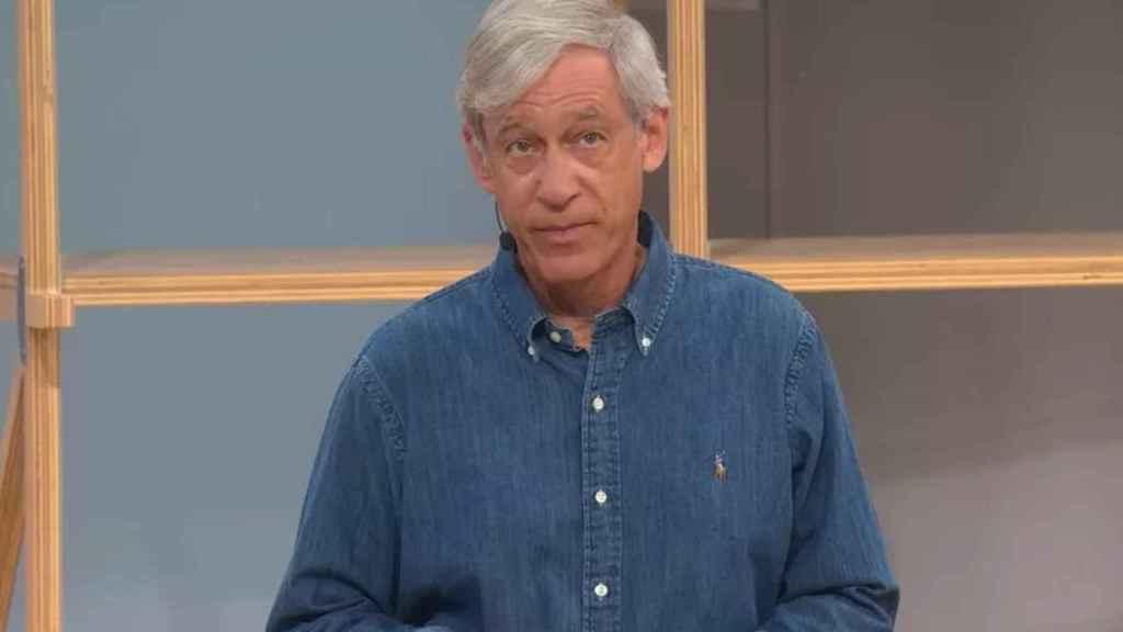 Marc Levoy, en la presentación del Google Pixel 4.