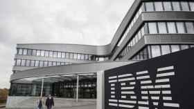 Una de las sedes de IBM.