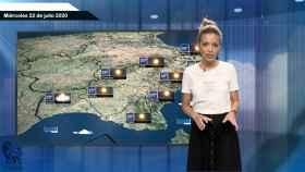 El tiempo en España: pronóstico para el miércoles 22 de julio