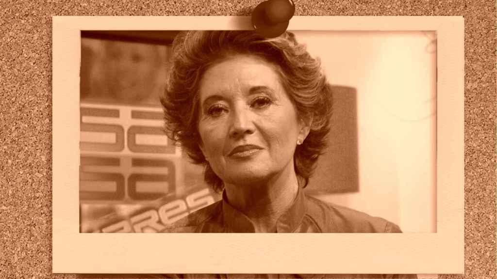 Consuelo Alcalá en montaje de JALEOS.