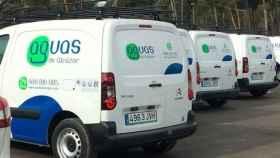 Flota de vehículos de Aguas de Alcázar