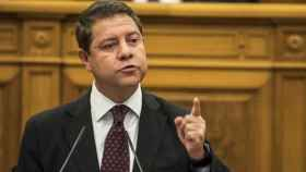 El presidente de Castilla-La Mancha, Emiliano García-Page. Efe