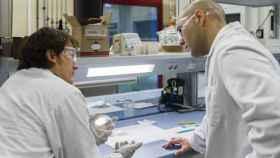 Dispositivos electrónicos orgánicos con gran precisión diseñados con una patente española