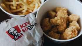 Los 'nuggets' del KFC se crearán con bioimpresión 3D de una firma rusa