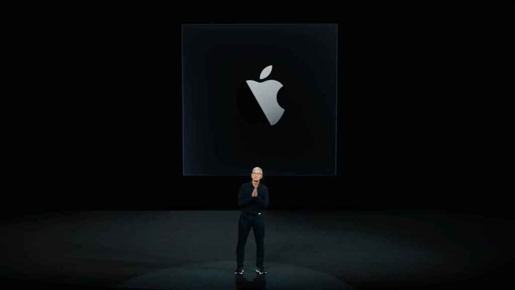 Apple se compromete a reducir su huella de carbono a cero de cara 2030