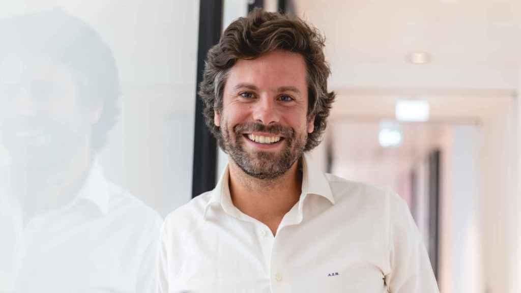 Alejandro Zala, director de Bitpanda en España.