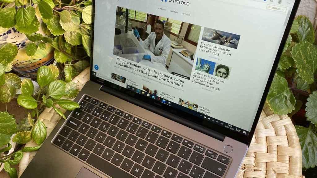 El nuevo Huawei MateBook 14