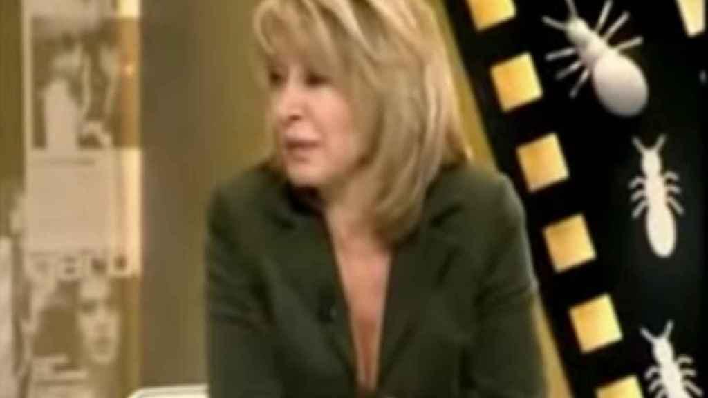 Isabel García Marcos habló de los negocios de Jesús Gil en 'Hormigas Blancas'.