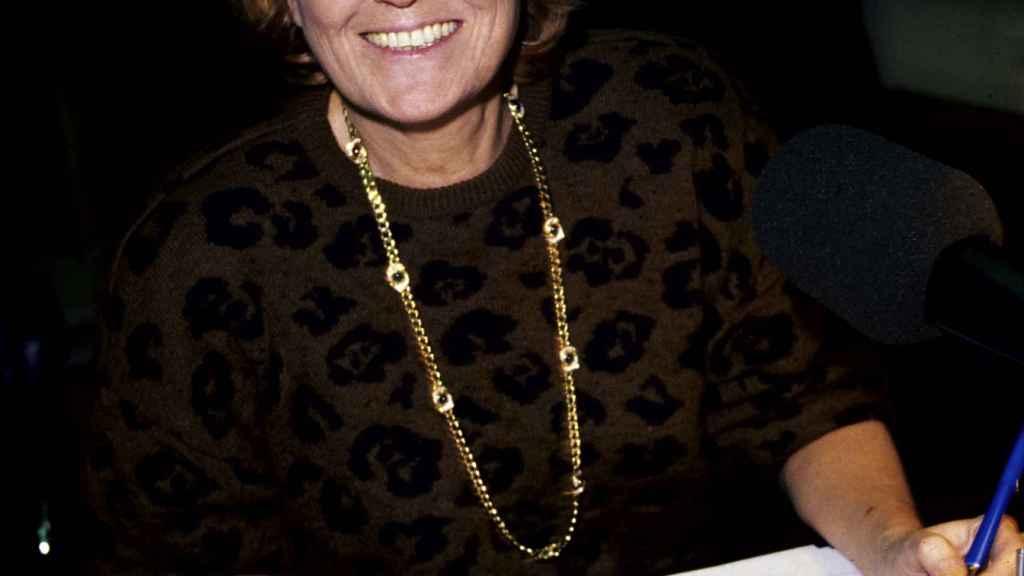 Encarna Sánchez fue uno de los personajes que más dieron de qué hablar en el programa.