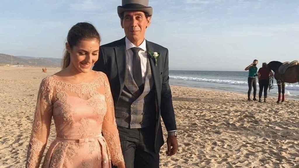 Anna Ferrer y Antonio Juan Vidal.