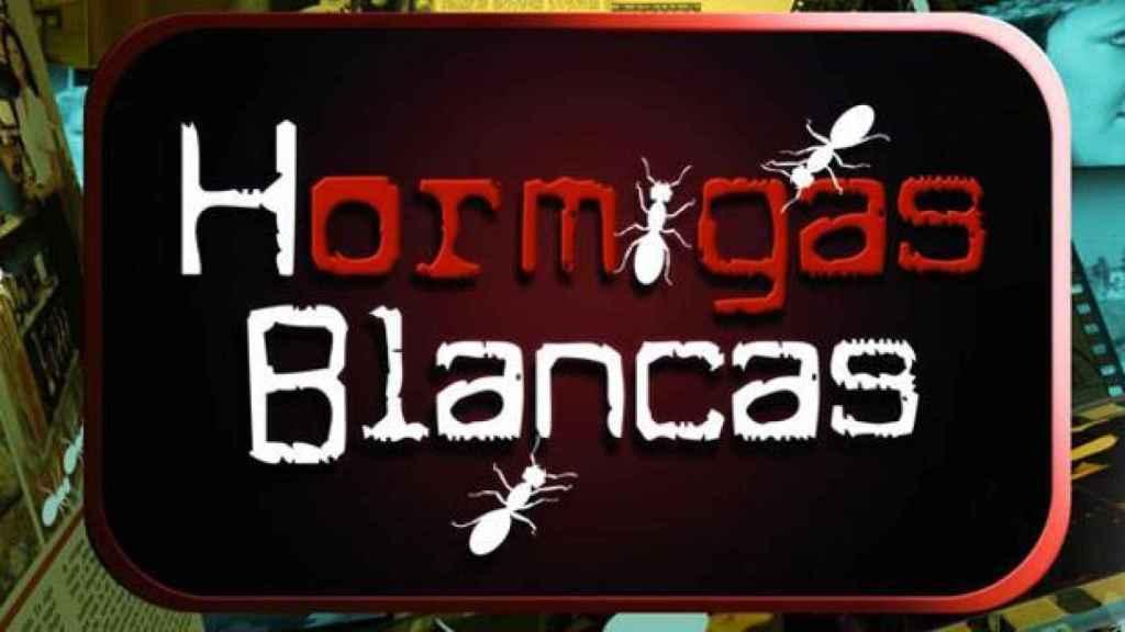 Antigua imagen de cabecera de 'Hormigas Blancas'.