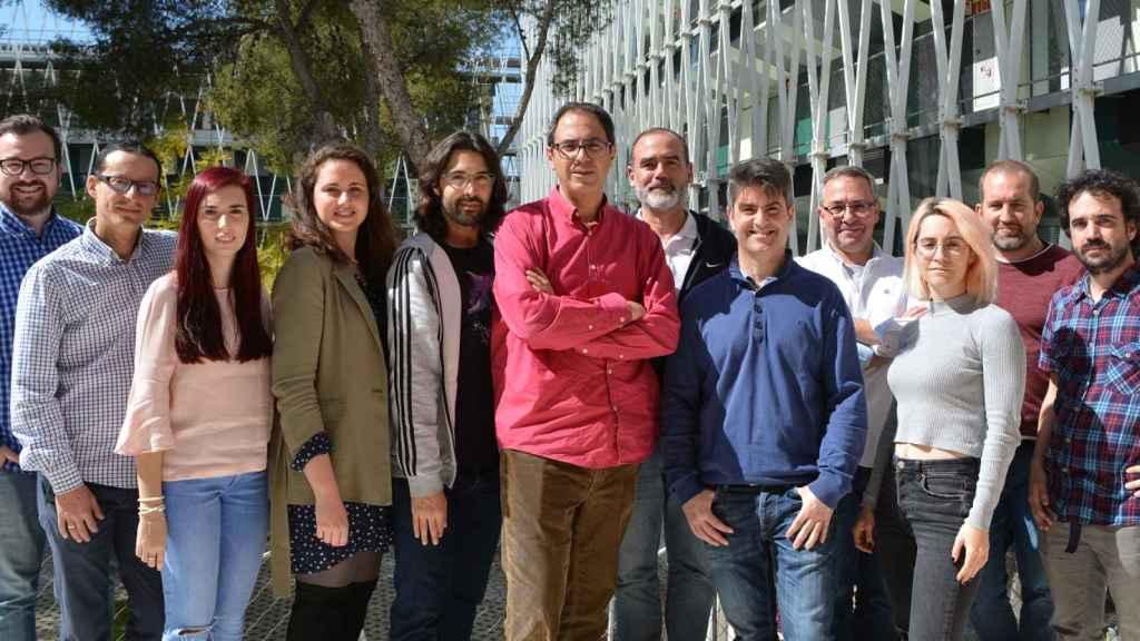 El equipo de NeuroMobile