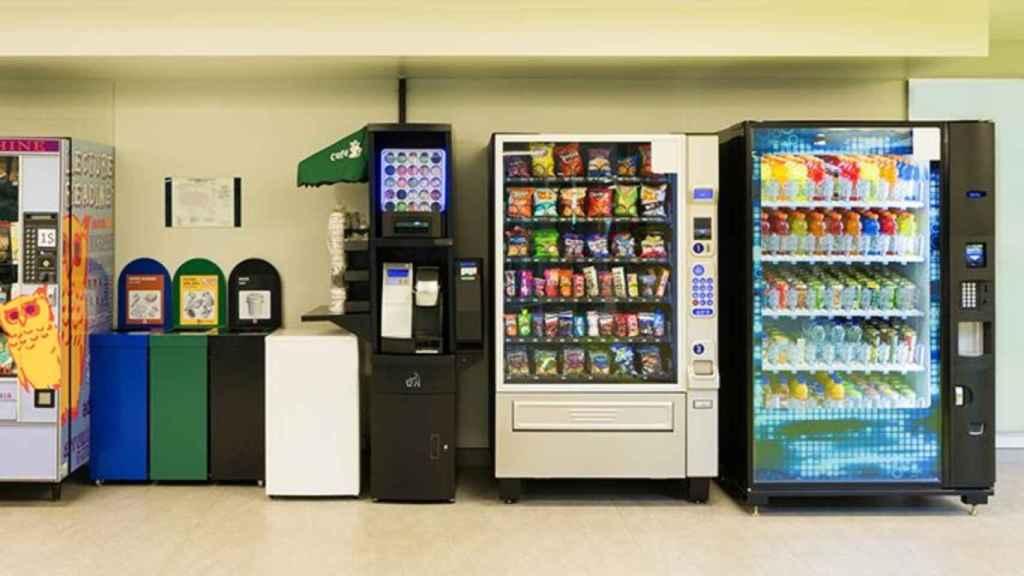 La actividad de las máquinas de vending cayó hasta un 80% por el teletrabajo