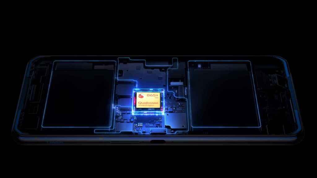 Lenovo Legion Phone Duel, con el nuevo Snapdragon 865 Plus de Qualcomm