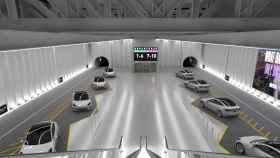 La estación de The Boring Company que Elon Musk instalará en Las Vegas