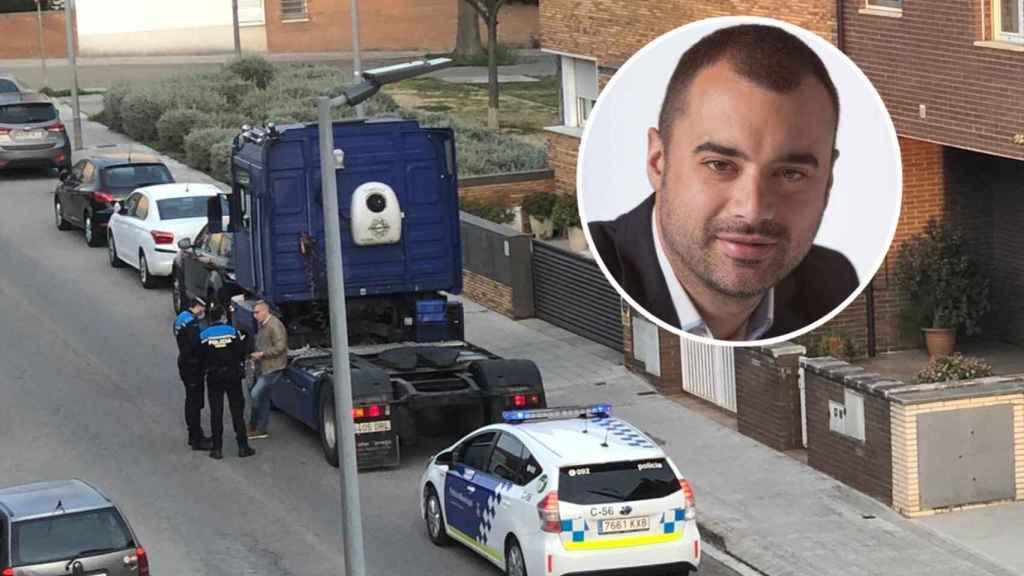 La policía de Terrassa 'empura' a su alcalde por el ministerio de las multas desaparecidas
