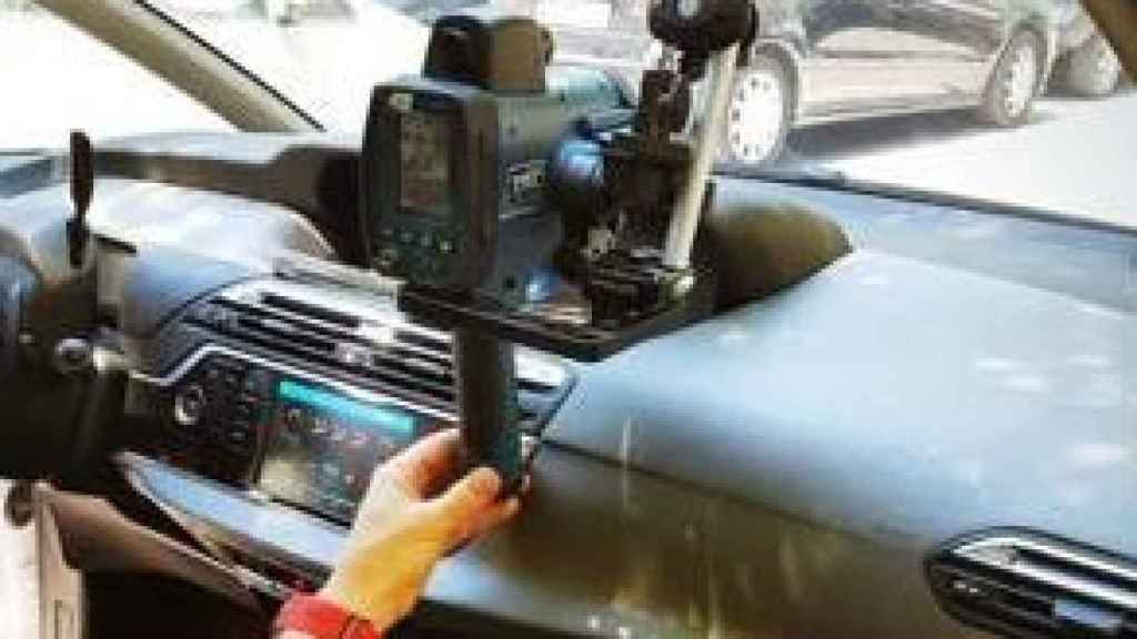El Trucam I ya es utilizado por la Policía Local de Granada