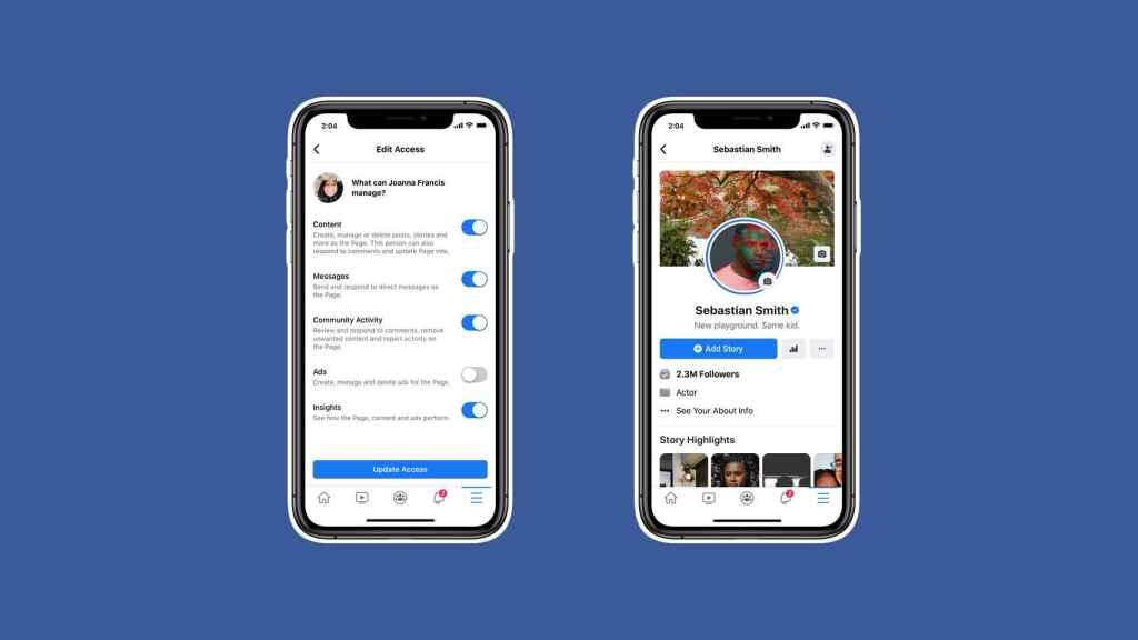 Los atacantes podían tomar el control de cuentas de Facebook