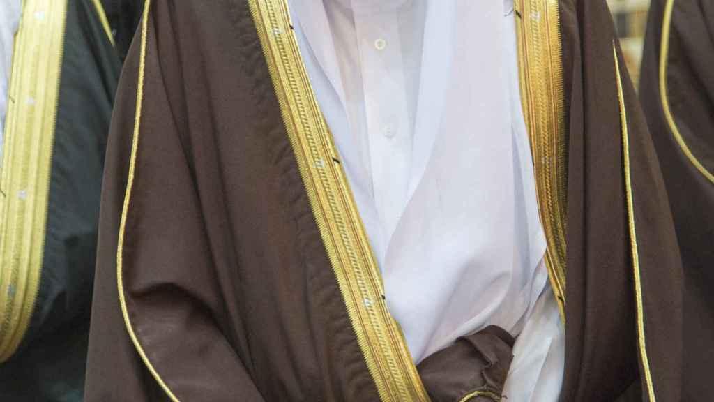 El Rey de Arabia Saudí ha reaparecido para dirigir una reunión de Gobierno.