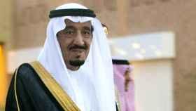 El rey Salman bin Abdluzaziz.