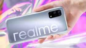 realme estrena una nueva gama: el realme V5 5G será el primero