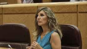 Yolanda Díaz, en el Senado.
