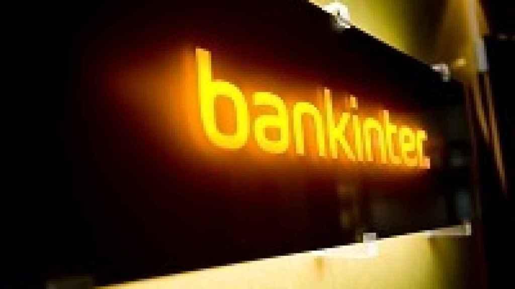 Logo de Bankinter.