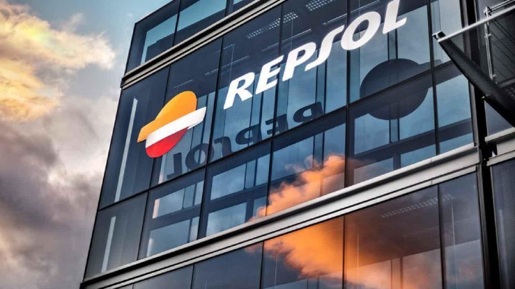 Una de las sedes de Repsol.