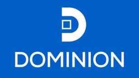 Logo de Dominion.
